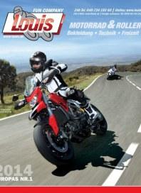 Louis Jahreskatalog 2014 - Motorrad und Roller Januar 2014 KW01