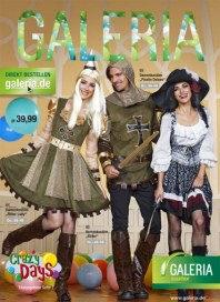 Galeria Kaufhof Karneval Januar 2014 KW03