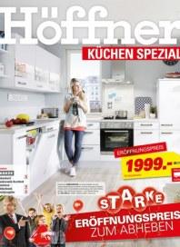 Höffner Höffner - Küchen Spezial Januar 2014 KW03 2