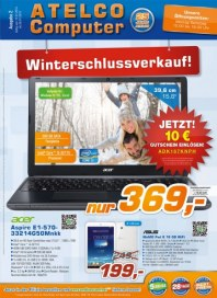 ATELCO Computer Winterschlussverkauf Januar 2014 KW03