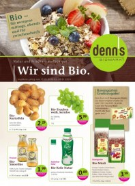 Denn's Biomarkt Aktuelle Angebote Januar 2014 KW03 1