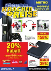 Metro Cash & Carry Preiskracher Januar 2014 KW03 1