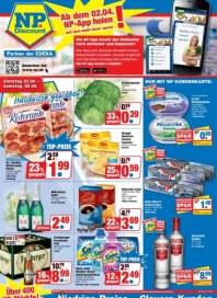 NP-Discount Aktueller Wochenflyer Januar 2014 KW04 2