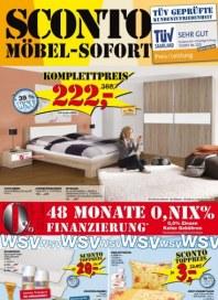 Sconto Sb - Der Möbelmarkt Möbel Angebote & Wohnideen Januar 2014 KW04