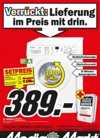 MediaMarkt Verrückte Lieferung im Preis mit drin Januar 2014 KW03 1