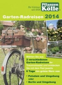 Pflanzen Kölle Garten-Radreisen 2014 Januar 2014 KW04
