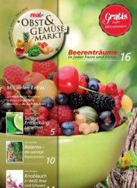 real,- Sonderbeilage - Obst & Gemüsemarkt Januar 2014 KW04 2