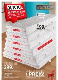 XXXL Xxxl - Matratzen Spezial! n02-4-m Januar 2014 KW05