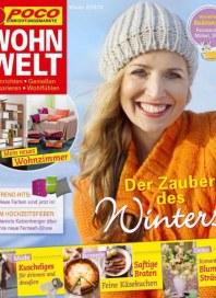 POCO Kundenmagazin Wohnwelt Januar 2014 KW01