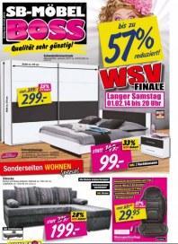 SB Möbel Boss Aktuelle Angebote Januar 2014 KW05 3