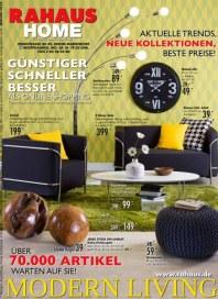 Rahaus Aktuelle Trends, neue Kollektionen, beste Preise Januar 2014 KW05