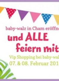 Baby Walz Vip Shopping Februar 2014 KW06