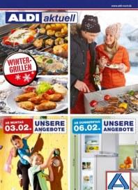 Aldi Nord Aldi Aktuell - Angebote ab Montag, 03.02 Februar 2014 KW06