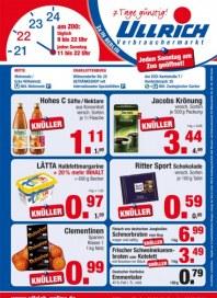 Ullrich Verbrauchermarkt Knüller Februar 2014 KW06