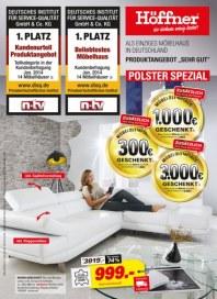 Höffner Höffner - Wo Wohnen wenig kostet Februar 2014 KW06 1