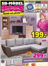 SB Möbel Boss Aktuelle Angebote Februar 2014 KW06