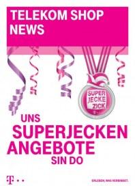 Telekom Shop Uns superjecken Angebote sin do Februar 2014 KW06