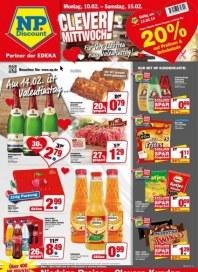 NP-Discount Aktueller Wochenflyer Februar 2014 KW07 1