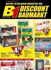B1 Discount Baumarkt Aktuelle Angebote Februar 2014 KW06