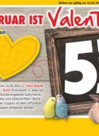 Das Futterhaus Valentierstag 2014 Februar 2014 KW07