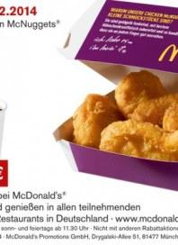 McDonald's Ich liebe es Februar 2014 KW07