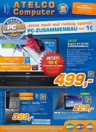 ATELCO Computer Jetzt noch mal richtig sparen Februar 2014 KW07