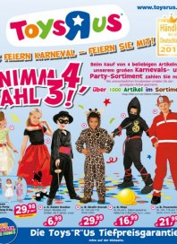 Toys'R'us Nimm 4 zahl 3 Februar 2014 KW07
