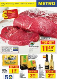 Metro Cash & Carry Food Februar 2014 KW07 1