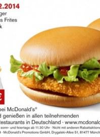 McDonald's Ich liebe es Februar 2014 KW08