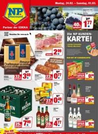 NP-Discount Aktueller Wochenflyer Februar 2014 KW09 3