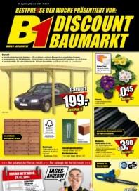 B1 Discount Baumarkt Aktuelle Angebote Februar 2014 KW08 1