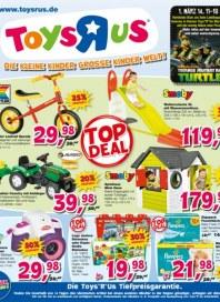 Toys'R'us Die ToysRus Tiefpreisgarantie Februar 2014 KW09