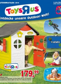Toys'R'us Entdecke unsere Outdoor-Welt März 2014 KW09