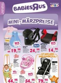 Toys'R'us Mini-Märzpreise März 2014 KW09
