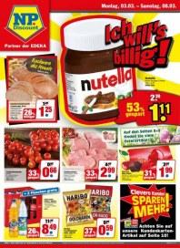 NP-Discount Aktueller Wochenflyer März 2014 KW10