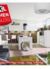 XXXL Möbelhäuser Küchenkatalog März 2014 KW10