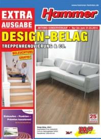 Hammer Design-Belag März 2014 KW10