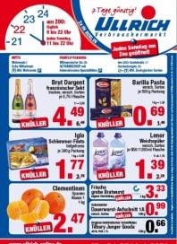 Ullrich Verbrauchermarkt Aktuelle Angebote März 2014 KW10