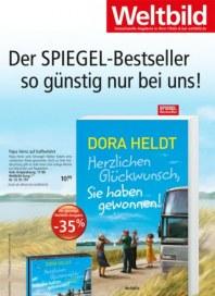 Weltbild Der SPIEGEL-Bestseller so günstig nur bei uns März 2014 KW10