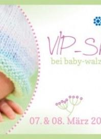 Baby Walz VIP Shopping März 2014 KW10