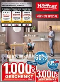 Höffner Höffner - Küchen Spezial März 2014 KW10