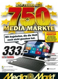 MediaMarkt Jetzt feiern alle 750 Media Märkte März 2014 KW10 6