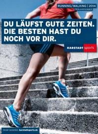 KARSTADT Karstadt sports - Running 2014 März 2014 KW10