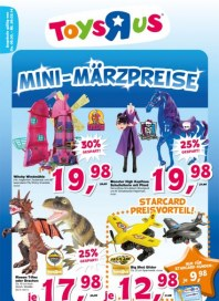Toys'R'us Mini Märzpreise März 2014 KW10