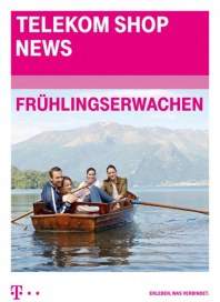 Telekom Shop Telekom Shop News - Frühlingserwachen März 2014 KW10