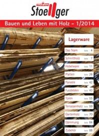 HolzLand Stoellger Bauen und Leben mit Holz Januar 2014 KW04 1
