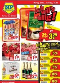 NP-Discount Aktueller Wochenflyer März 2014 KW11 1