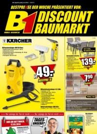 B1 Discount Baumarkt Aktuelle Angebote März 2014 KW10 1