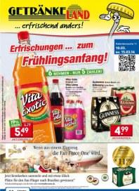 Getränkeland Getränkeland – erfrischend anders März 2014 KW11 1