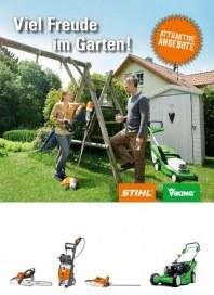Stihl Viel Freude im Garten März 2014 KW09